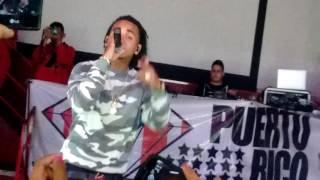 Ozuna - corazón de seda (en vivo) Puerto Rico la discoteca Argentina