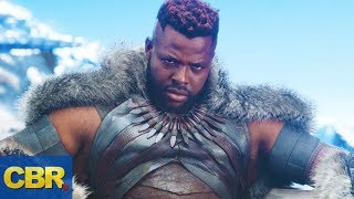 What Nobody Realized About The Other Tribes In Marvel's Black Panther