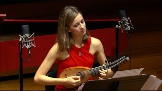 Valentini: Mandolin sonata op. 12 n. 6 - Adagio (LIVE on Radio France)