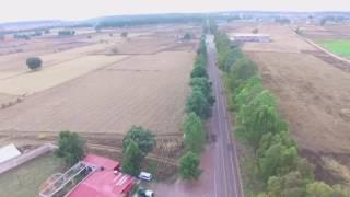 Florencia zacatecas desde dron