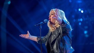 Sally Barker - 'Whole Of The Moon' - The Voice UK 2014 - The Live Semi Finals