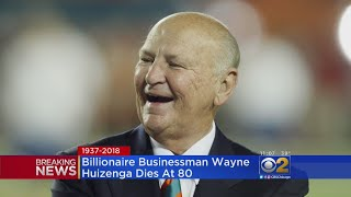 Billionaire Wayne Huizenga, Evergreen Park Native, Dead At 80