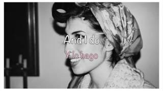 Amy Winehouse - To Know Him Is To Love Him (Lyrics English & Spanish) (Letra Inglés y Español)