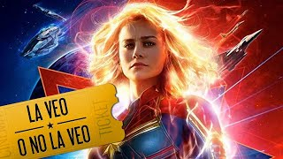 Capitana Marvel | La Veo o No La Veo