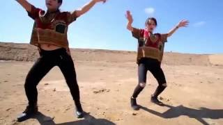 D D P R DAQUELE   PAII Choreography  AFRO DANCE   SWAG AND BODY videos AFRO HOUSE 2016