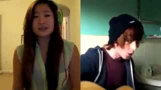 A Part Of Me - Neck Deep (cover) with esther!