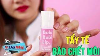 Bubi Bubi Sủi Bọt Tẩy Tế Bào Chết Môi - Hàn Quốc - Đồ Mỹ .vn