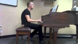You are a Holy God - sung by Ryan Barnett