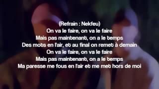 $-Crew - On va le faire (Paroles) (Lyrics)
