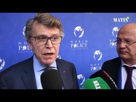 Video : #World_Policy_Conference: Déclaration Thierry de Montbrial