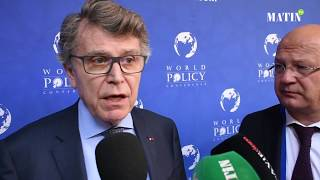 #World_Policy_Conference: Déclaration Thierry de Montbrial