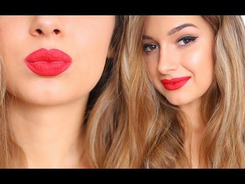 Cum sa faci ca buzele tale sa para mai mari