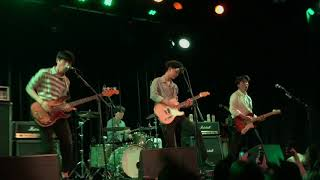 [HD] Drug Restaurant cover 'Seven Nation Army/Song 2' by The White Stripes/Blur @ 229 The Venue, LD