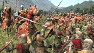Medieval 2 total war Britania intro soundtrack