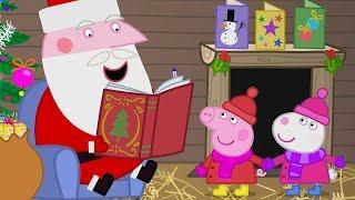 Peppa Pig Français 🎄Épisode spécial de Noël 🎄Dessin Animé   Peppa Noël
