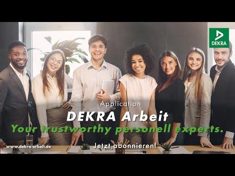 DEKRA Arbeit - Your trustworthy personnel experts