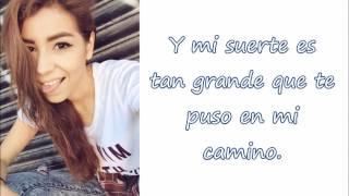 Daniela Calvario - Tus besos (Letra)