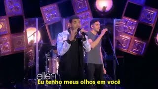 Drake Feat. Majid Jordan - Hold On We're Going Home (Live) (Legendado)