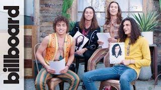 Greta Van Fleet Play 'How Well Do You Know Your Bandmates?' | Billboard