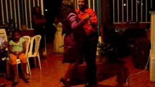dançando semba