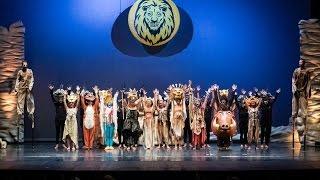 """IL RE LEONE - Musical """"Nel regno di Simba"""""""