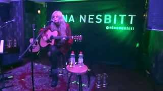Nina Nesbitt - Two Worlds Away, Live Acoustic @Imperial Berlin 28th Mar 2014