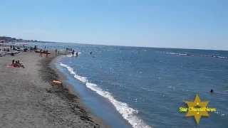 Un' Estate Al Mare - One Day In Ostia Beach (Rome) - Summer 2015