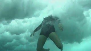 Inside a Big Wave Wipeout