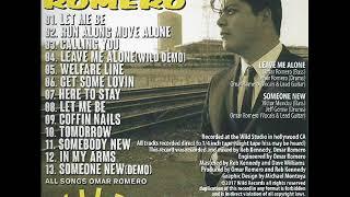 Omar Romero - Let Me Be (WILD RECORDS)