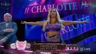 Charlotte WWE Entrance