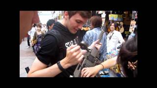 Gundam Beam Rifle Guitar