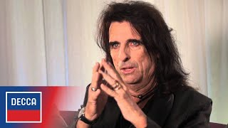 Pink Floyd's Wish You Were Here Symphonic - Alice Cooper Interview