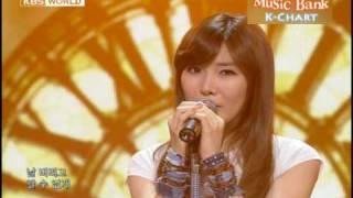 [K-Chart] 5. [▲16] Time, Please Stop - Davichi (2010.5.21 / Music Bank)