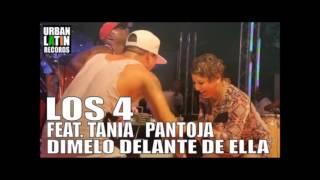 103 BPM -Los 4 - Dimelo Delante De Ella (Reload)