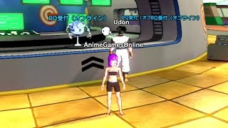Dragon Ball Xenoverse Female Roaming Toki Toki City