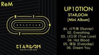 [Mini Album] UP10TION – STAR;DOM (MP3 DOWNLOAD)