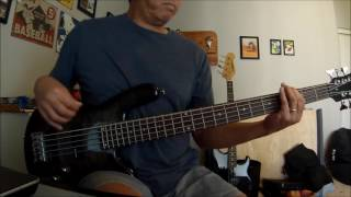 """Another Brick In The Wall"" (Pink Floyd) Bass Cover"