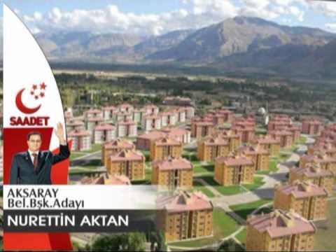 2009 Aksaray Belediye Başkan Adayı Tanıtım Filmi 2