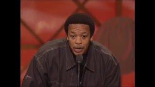 Dr. Dre Wins Rap/Hip Hop Artist - AMA 2001