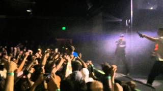 YUNG LEAN - GHOSTTOWN (LIVE AT THE OBSERVATORY IN SANTA ANA, CA)