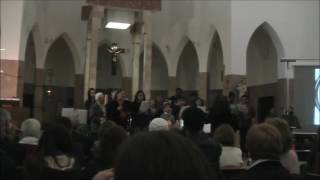Coro das 9h30 (Parte 3) – Encontro de Coros (Paróquia da Amadora) – 19/12/2015