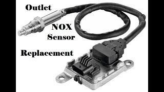 How to replace an outlet nox sensor videos / InfiniTube