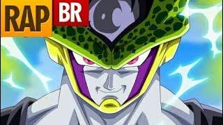 Rap do Cell (Dragon Ball Z) | Tauz RapTributo 15