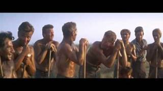 Cool Hand Luke 'Tar Sequence' / News Theme