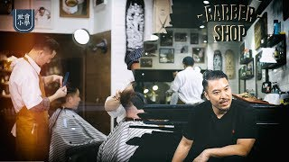 【飛髮集結】Pomade就OK! 廿四味rapper剪開香港barber文化