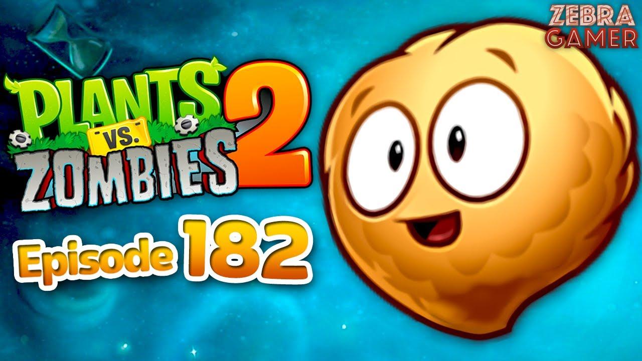 Zebra Gamer - Murkadamia Nut! - Plants vs. Zombies 2 Gameplay Walkthrough - Episode 182