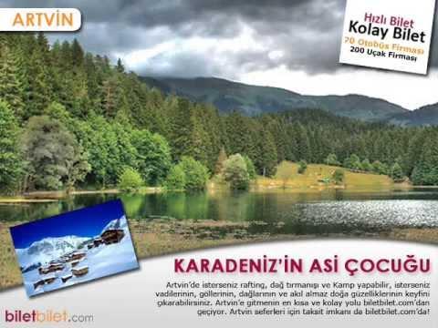 Biletbilet.com | Yurtiçi Tanıtım ( Amasya Ankara Antalya Artvin )