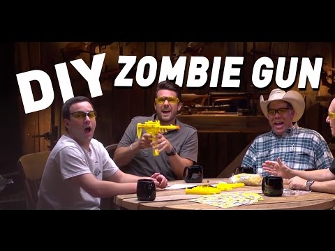 Video: Build Your Own Zombie Slayer Gun | Pyramyd Air