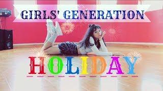 Girls' Generation 소녀시대 Holiday - dance cover - Bell dance class (from Vietnam)
