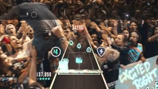 Mind Your Manners - Pearl Jam - Guitar Hero Live 100% FC #38